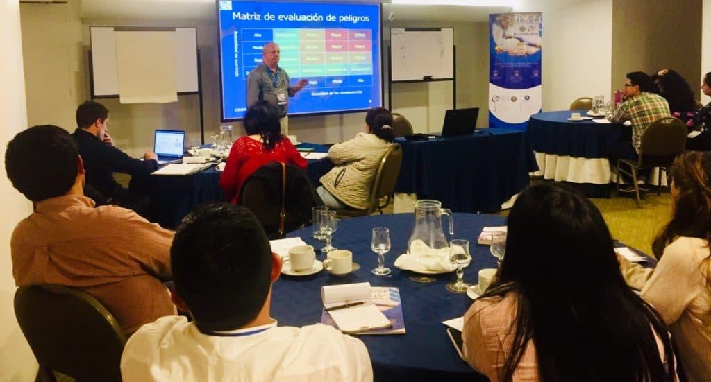ProyectAlimentos organiza Cursos HACCP e ISO 22000 con Acreditación Internacional para Ecuador.